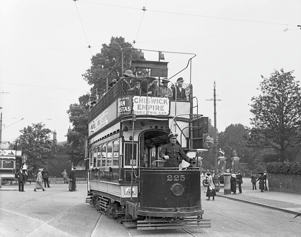 Transportation「London Tram」:写真・画像(13)[壁紙.com]