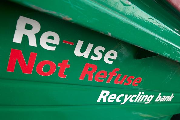 Recycling Bin「Recycling bin, UK」:写真・画像(12)[壁紙.com]