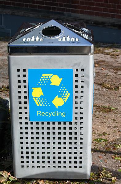 Recycling Bin「A recycling bin in Melbourne, Australia.」:写真・画像(16)[壁紙.com]