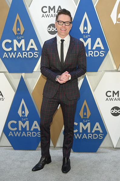Music City Center「The 54th Annual CMA Awards - Arrivals」:写真・画像(8)[壁紙.com]