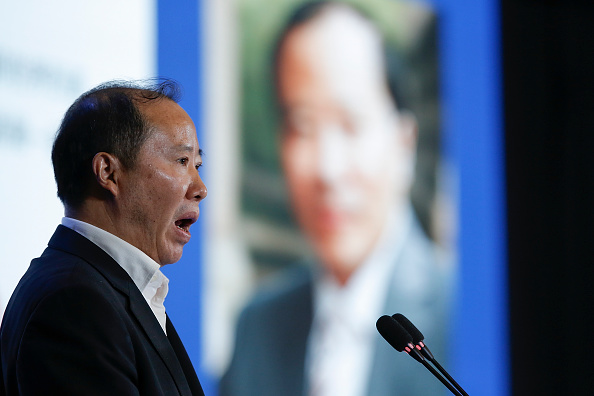 Big Data「Kweichow Moutai Group Chairman Yuan Renguo Attends Big Data Expo 2017」:写真・画像(6)[壁紙.com]