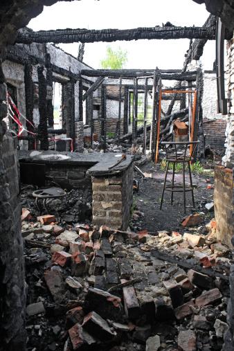 Inferno「burnt down」:スマホ壁紙(1)