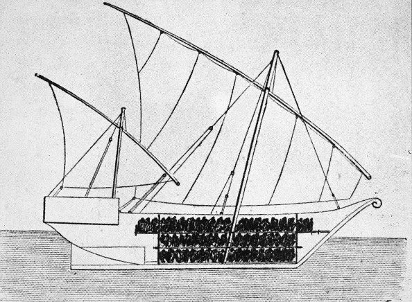 Ship「Sketch Of Slave Ship」:写真・画像(8)[壁紙.com]