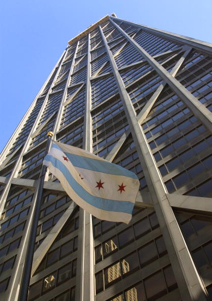 Tim Boyle「Chicago's John Hancock Building Security」:写真・画像(16)[壁紙.com]