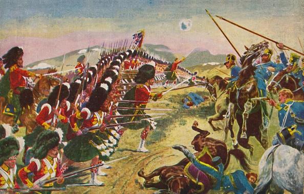 Patriotism「The Argyll And Sutherland Highlanders The Thin Red Line At Balaclava」:写真・画像(2)[壁紙.com]