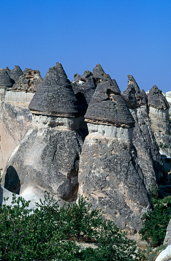 Pinnacle - Rock Formation「Pinnacles in Cappadocia」:スマホ壁紙(19)