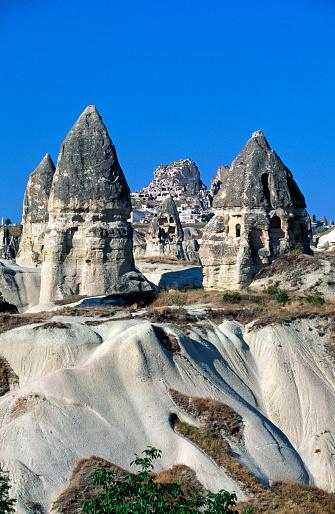 Pinnacle - Rock Formation「Pinnacles in Cappadocia」:スマホ壁紙(7)