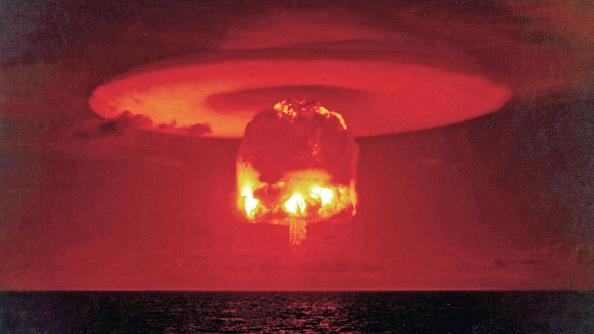 Exploding「Nuclear Test USA - Castle」:写真・画像(4)[壁紙.com]