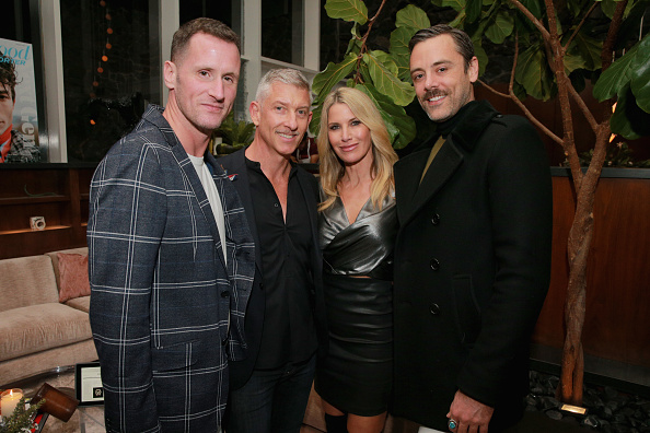 Ryan Thompson「MR PORTER Celebrates The Hollywood Reporter's Annual Watch Issue」:写真・画像(17)[壁紙.com]