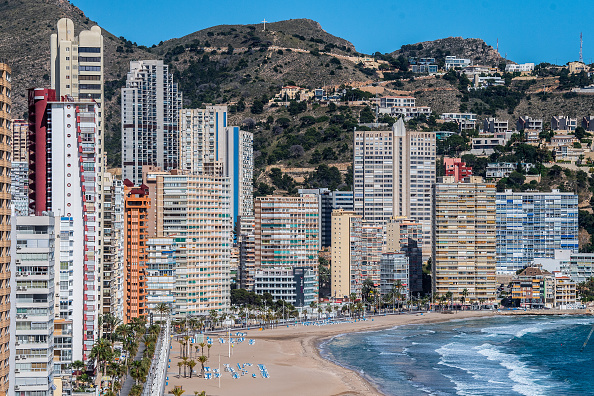 Benidorm「Spain's Phased Exit From Coronavirus Lockdown Varies By Region」:写真・画像(1)[壁紙.com]