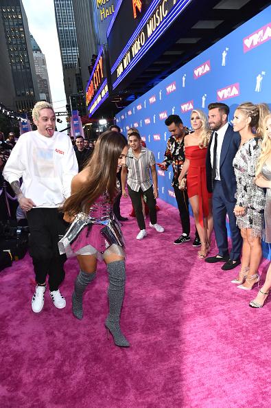 Ariana Grande「2018 MTV Video Music Awards - Red Carpet」:写真・画像(13)[壁紙.com]