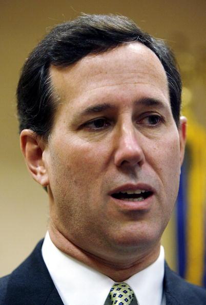 Philadelphia - Pennsylvania「Republican Senators Declare Their Support For Santorum」:写真・画像(7)[壁紙.com]