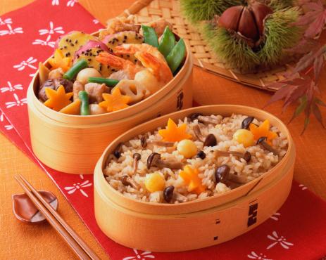 栗「Lunch Box」:スマホ壁紙(3)