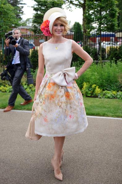 Cream Colored Hat「Royal Ascot 2012 - Day 1」:写真・画像(1)[壁紙.com]