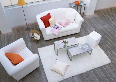 Desk Lamp「Living Room」:スマホ壁紙(3)