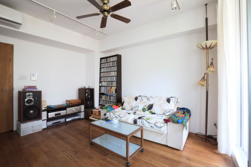 Japan「Living Room」:スマホ壁紙(5)