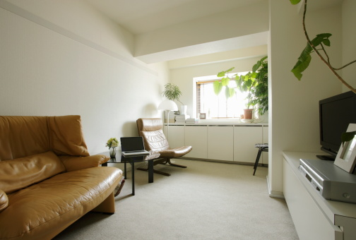 Tokyo - Japan「Living Room」:スマホ壁紙(2)