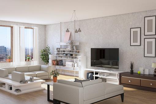 Scandinavia「Living Room」:スマホ壁紙(8)