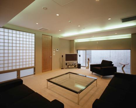 Feng Shui「Living room interior」:スマホ壁紙(17)
