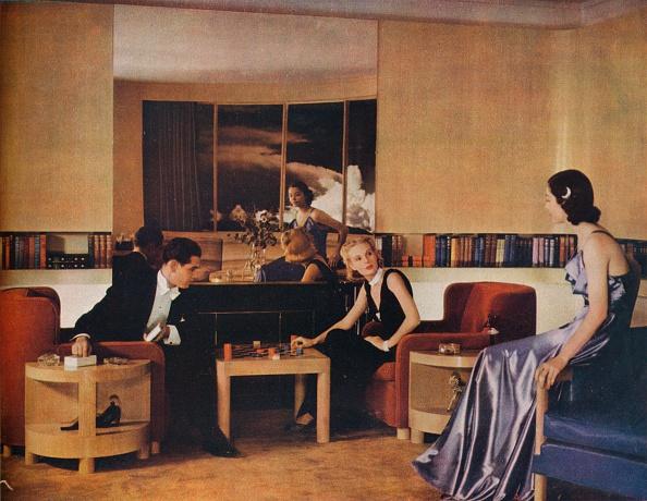 ゲーム「Living Room designed by Paul MacAlister, 1938.」:写真・画像(16)[壁紙.com]