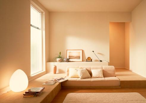Heat - Temperature「Living Room」:スマホ壁紙(8)