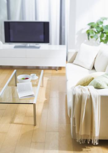 スカーフ「Living room」:スマホ壁紙(4)