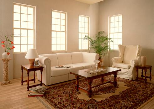 Desk Lamp「Living Room」:スマホ壁紙(5)