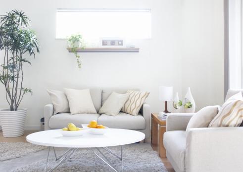 部屋「Living room」:スマホ壁紙(11)