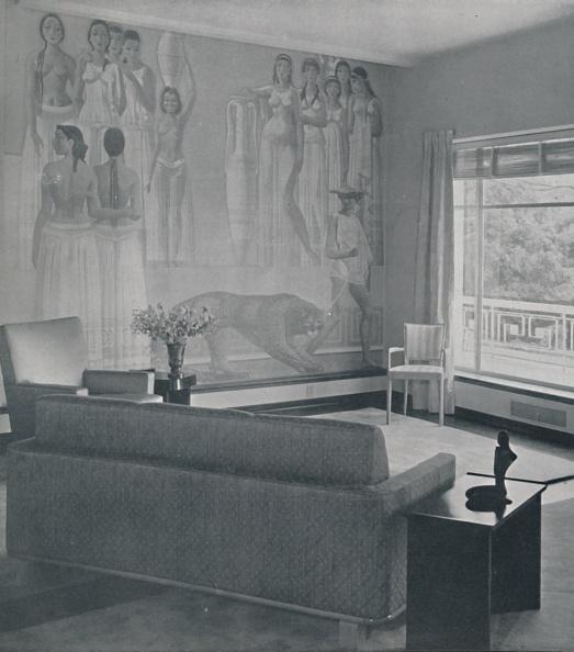 Sofa「Living Room In The Cafritz Residence In Georgetown」:写真・画像(1)[壁紙.com]