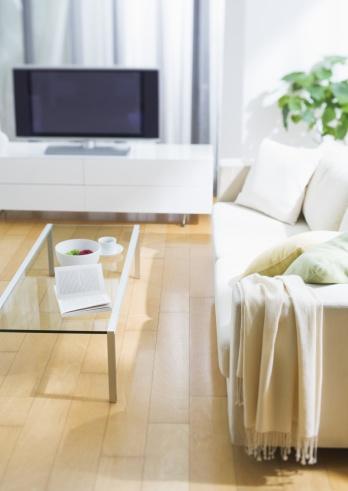 Curtain「Living room」:スマホ壁紙(17)