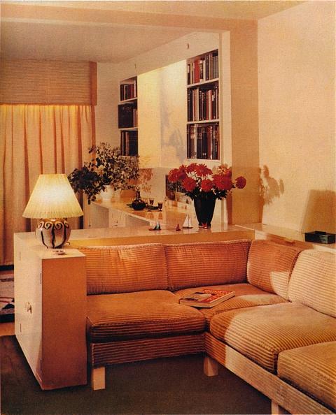 Home Decor「Living Room by Michael Dawn, 1936.」:写真・画像(16)[壁紙.com]