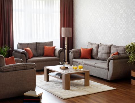 Loveseat「Living Room」:スマホ壁紙(2)
