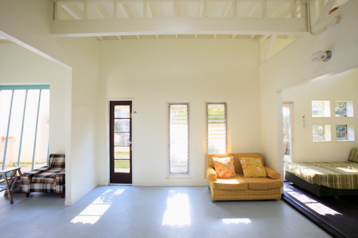 Chiba Prefecture「Living Room and Bedroom」:スマホ壁紙(8)