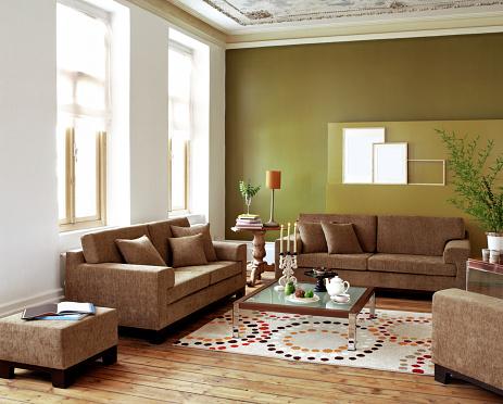 Loveseat「Living room」:スマホ壁紙(16)