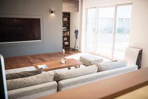 Living Room「Living room」:スマホ壁紙(2)