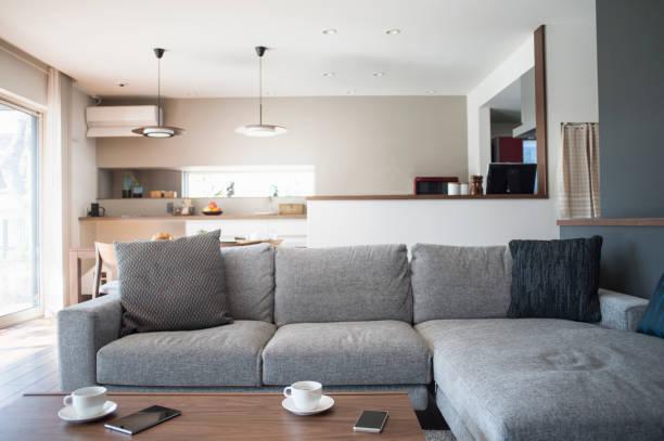 Living room:スマホ壁紙(壁紙.com)