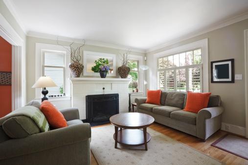 Home Interior「Living Room」:スマホ壁紙(19)