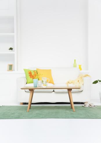 スカーフ「Living room」:スマホ壁紙(15)