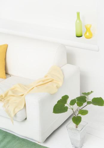 スカーフ「Living room」:スマホ壁紙(13)