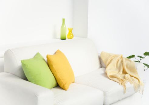 スカーフ「Living room」:スマホ壁紙(5)