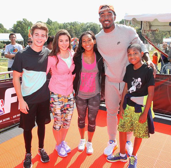 J R スミス「Nickelodeon's 11th Annual Worldwide Day of Play」:写真・画像(11)[壁紙.com]