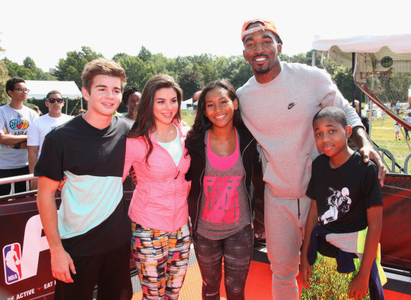 J R スミス「Nickelodeon's 11th Annual Worldwide Day of Play」:写真・画像(7)[壁紙.com]