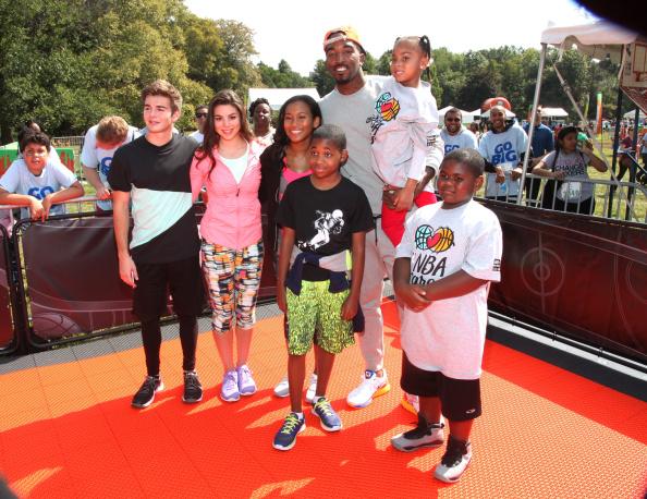 J R スミス「Nickelodeon's 11th Annual Worldwide Day of Play」:写真・画像(12)[壁紙.com]