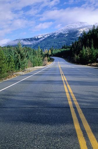 Pemberton「Highway 99 Leads To Pemberton, Bc.」:スマホ壁紙(11)
