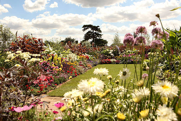 The Annual Hampton Court Flower Show Is In Full Bloom:ニュース(壁紙.com)