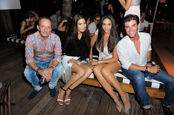 Alexander Munoz「San Lorenzo Bikini Show And Hammock Show After Party At W South Beach For SWIMMIAMI 2016」:写真・画像(2)[壁紙.com]