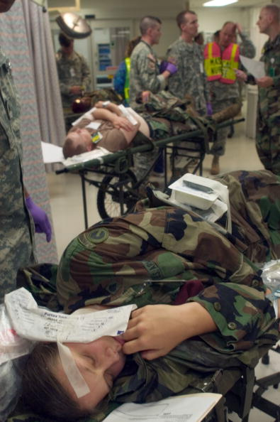 Protection「Fort Bragg Holds Anti-Terrorism Training Exercise」:写真・画像(19)[壁紙.com]