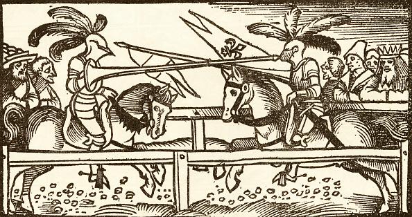 16th Century「A Tournament」:写真・画像(9)[壁紙.com]