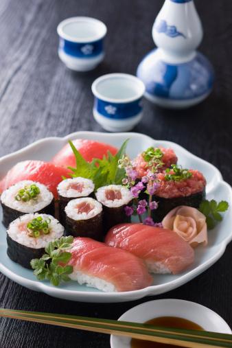 Sake「Various Tuna Sushi」:スマホ壁紙(5)