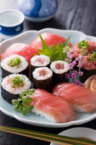 Sake「Various Tuna Sushi」:スマホ壁紙(6)